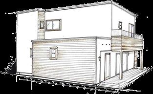 耐震性の高い注文住宅